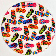 Andreas Decorative Flip Flops Jar Opener