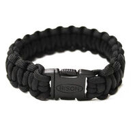 Bison Designs S3 Survival Bracelet w/ Side Release