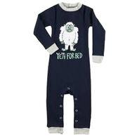 Lazy One Infant/Toddler Boys' & Girls' Yeti For Bed Union Suit