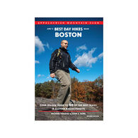 AMC'S Best Day Hikes Near Boston, 2nd Edition, by John S. Burke and Micheal Tougias