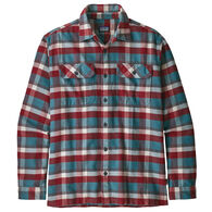 Patagonia Men's Fjord Flannel Long-Sleeve Shirt