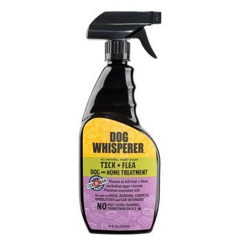 YAYA Organics Dog Whisperer Tick & Flea Dog and Home Treatment Spray - 24 oz.