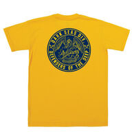 Grundens Men's Dark Seas Good Fight Recycled Short-Sleeve T-Shirt