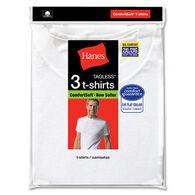 Hanes Men's Big & Tall Crewneck T-Shirt - 3 pack