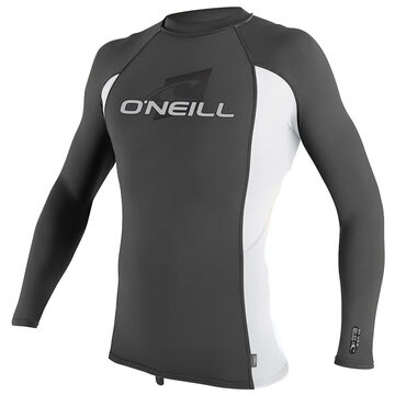 ONeill Youth Premium Skins Long-Sleeve Rashguard Top