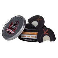 Knight & Hale Youth Starter Diaphragm Turkey Call Set