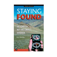 Staying Found: The Complete Map & Compass, 3rd Edition By June Fleming