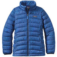 Patagonia Girl's Down Sweater Jacket