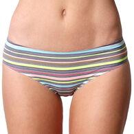 Coobie Women's Super Stretch Smooth Edge Bikini Pantie - Full Size