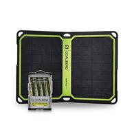 Goal Zero Guide 10 Plus Power Pack + Nomad 7 Plus Solar Kit