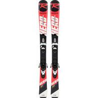 Rossignol Children's Hero Jr. Kid-X 4 System Alpine Ski w/ Bindings