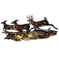 Next Innovations Buck and Does Metal Wall Art