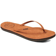 Reef Womens' Leather Uptown Sandal