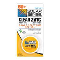 Solar Sense Clear Zinc SPF 50+ Sunscreen