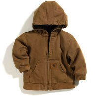 Carhartt Infant/Toddler's Active Quilted Flannel Lined Jacket