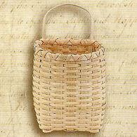 Basket Weaving 101 Wall Basket Kit