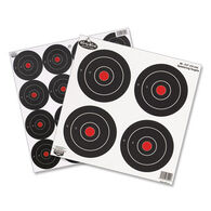 "Birchwood Casey Dirty Bird Rapid Fire 3"" & 6"" Bull's-Eye Target - 12 Pk."