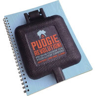Rome Pudgie Revolution Recipe Book by Jared Pierce, Carrie Simon & Liv Svanoe
