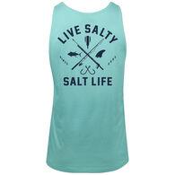 e2daa3d13c381a Salt Life Men's Modern Waterman Tank Top
