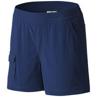 Columbia Girls' Silver Ridge Pull-On Short