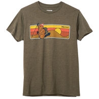 Marmot Men's Hiking Marty Short-Sleeve T-Shirt