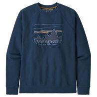 Patagonia Men's '73 Skyline Organic Crew Sweatshirt