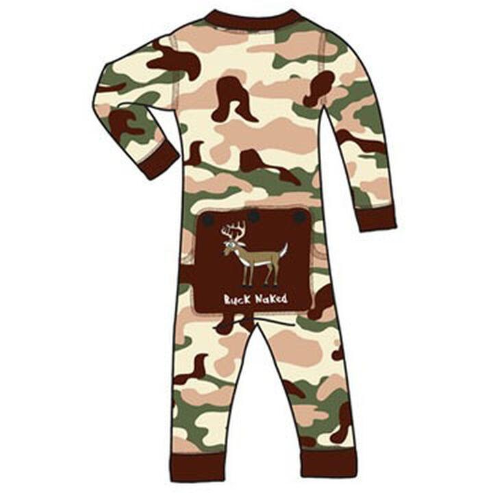 Lazy One Infant Boys Buck Naked Deer Flapjacks  Kittery Trading Post-4909