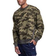 Champion Men's Urban Pursuits AOP Crewneck Sweatshirt