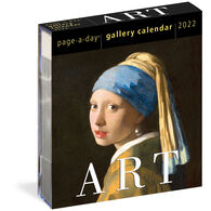 Art 2022 Page-A-Day Gallery Calendar by Workman Publishing
