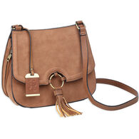 Bulldog Concealed Carry Cross Body Purse w/ Holster