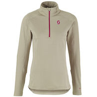 Scott USA Women's Defined Light Pullover Baselayer Top