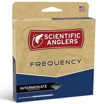 Scientific Anglers Frequency Intermediate WF Fly Line