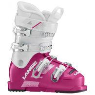 Lange Children's Starlet 60 Alpine Ski Boot - 18/19 Model