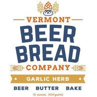 Halladay's Harvest Barn Vermont Beer Bread Company Garlic Herb Beer Bread Mix