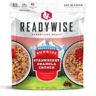 ReadyWise Sunrise Strawberry Granola Crunch - 2.5 Servings