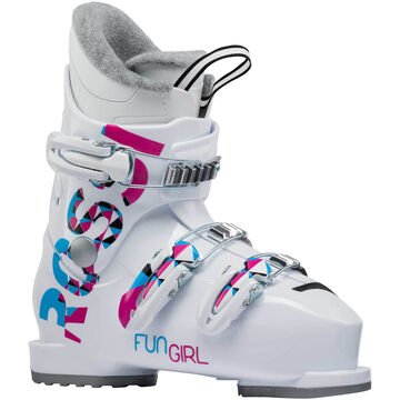 Rossignol Childrens Fun Girl J3 Alpine Ski Boot - 19/20 Model
