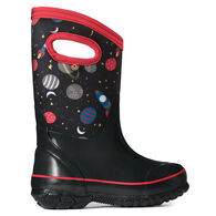 Bogs Boys' & Girls' Classic Space Waterproof Insulated Winter Boot