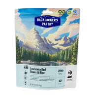 Backpacker's Pantry Vegan Louisiana Red Beans & Rice - 2 Servings