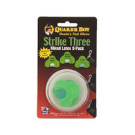 Quaker Boy Strike Three Diaphragm Call - 3 Pk.