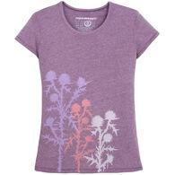 Supermaggie Women's Milk Thistle Short-Sleeve T-Shirt
