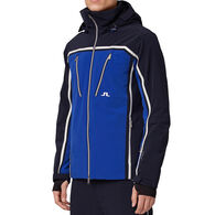 J. Lindeberg USA Men's Moffit Dermizax EV Jacket