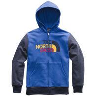 The North Face Boys' Logowear Full Zip Hoodie