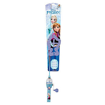 Shakespeare Children's Disney Frozen Lighted Spincast Combo Kit