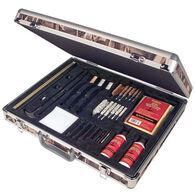 Outers 31-Piece Universal Aluminum Case Odorless Gun Care Kit