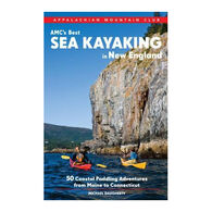 AMC Best Sea Kayaking in New England: 50 Coastal Paddling Adventures from Maine to Connecticut by Michael Daughterty