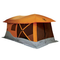 Gazelle Camping Hub 8 Person Tent w/ Screen Room
