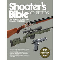 Shooter's Bible, 107th Edition: The World's Bestselling Firearms Reference by Jay Cassell