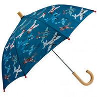 Hatley Boys' Fighter Planes Umbrella
