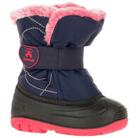 Kamik Toddler Girls' Snowbug F Boot