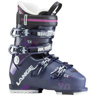 Lange Women's SX 90 Alpine Ski Boot - 17/18 Model